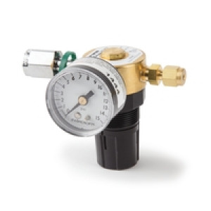 CGA 170 Mini-Regulator for Natural Gas and Refinery Gas Standards