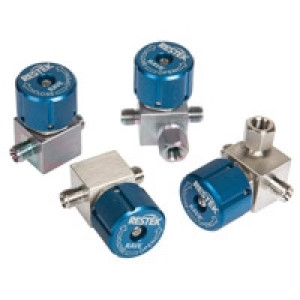 Replacement Parker® Diaphragm Valves for Air Monitoring Canisters