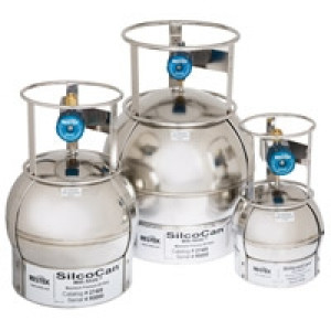 Improved SilcoCan™ Canisters