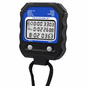 Traceable® 60-Memory Stopwatch