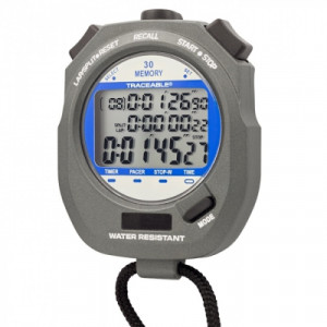 Traceable® Dual-Display Digital Stopwatch