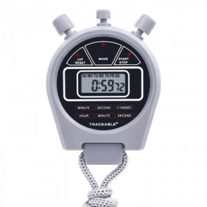 Traceable® Three-Button Stopwatch