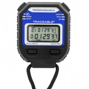 Traceable® Stopwatch/Repeat Timer