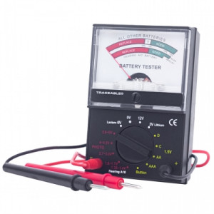 Traceable® Battery Tester