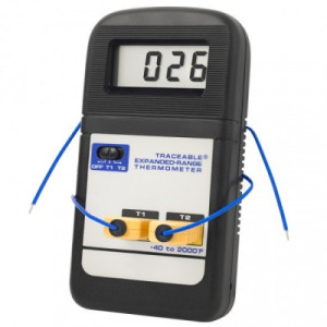 Traceable® Expanded-Range Thermometers