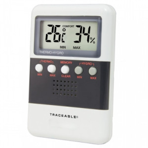Traceable® Hygrometer/Thermometer, a Krackeler Value Brand