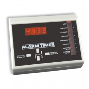 Eight-Channel Alarm Timer