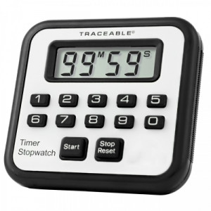 Traceable® Alarm Timer/Stopwatch