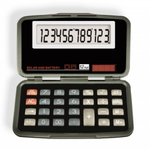 12-Digit Calculator