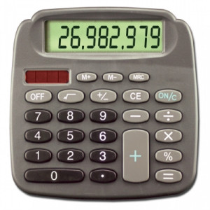 Solar Desktop Calculator
