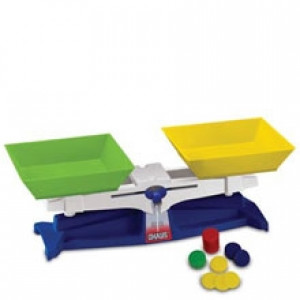 Ohaus® School Balance with Mass Set