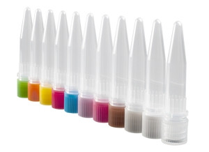 Axygen® Conical Screw Cap Tube & Cap, 1.5mL