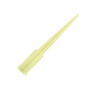Axygen® Bevelled 200µL Pipet Tips, Yellow, a Krackeler Value Brand