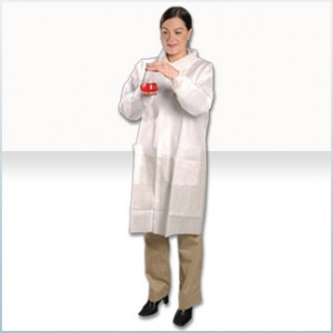 AlphaProTech Critical Cover® AlphaGuard® Lab Coats, a Krackeler Value Brand