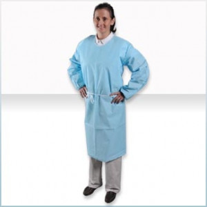 AlphaProTech Critical Cover® BarrierTech® Gowns