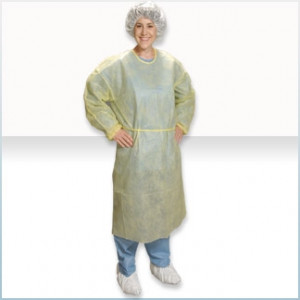 AlphaProTech Critical Cover® GenPro® Gowns
