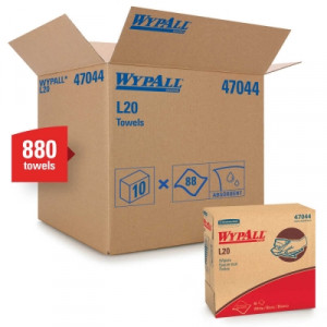 Wypall® L20 Multi-Ply Wipes