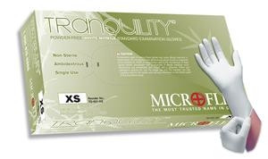 Microflex® Tranquility® Nitrile Gloves