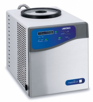 FreeZone® Plus 2.5 Liter Benchtop Cascade Freeze Dry Systems