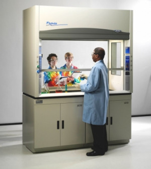 Protector® Pass-Through Laboratory Hoods