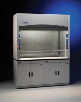 Protector® Stainless Steel Radioisotope Laboratory Hoods