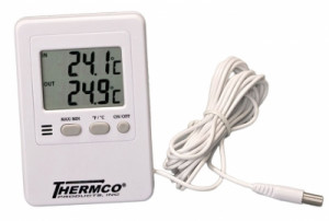 Thermco Digital Min-Max Thermometers