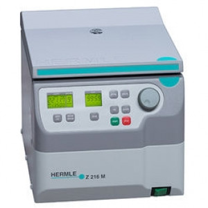 Hermle Z 216 M/MK High-Speed Microcentrifuges
