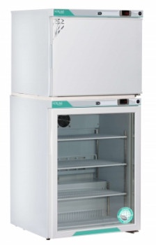Nor-Lake® White Diamond Series Refrigerator & Freezer Combos