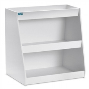 Triple Safety Shelves