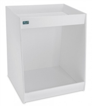 Double Safety Shelves with Angled Sides