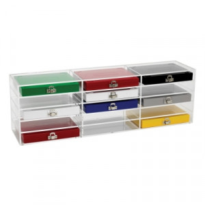Storage Racks for Microscope Slide Boxes