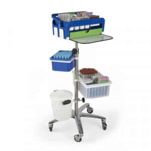 Phlebotomy/Blood Collection Cart